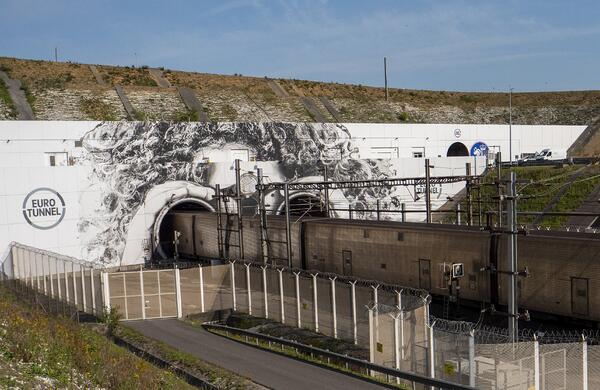TÜV Rheinland certifies Eurotunnel according to hygiene and infection protection management standard