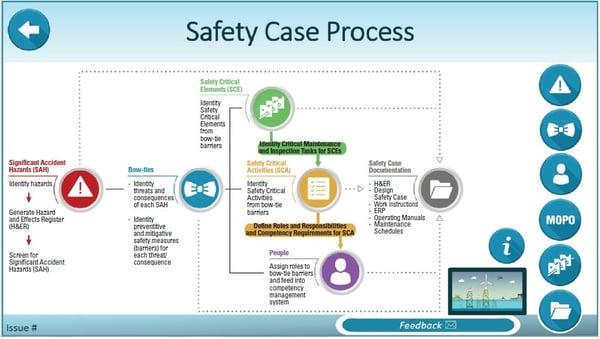 Safety case process