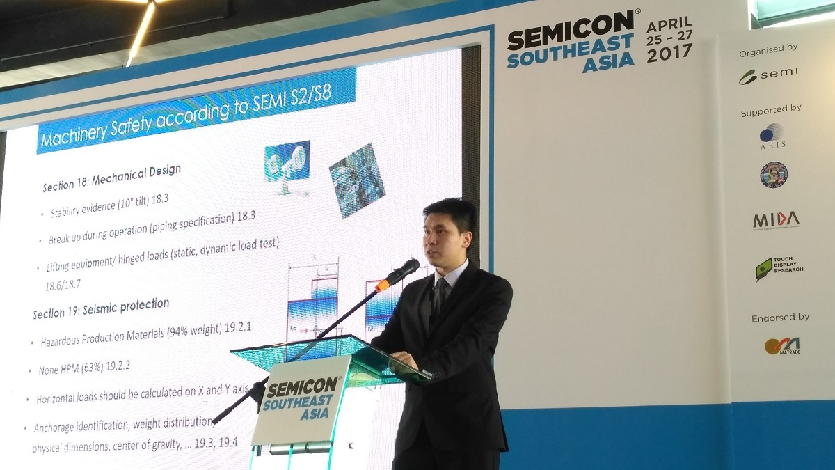 Loh KY in SEMICON2017.jpg